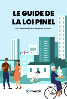 Couverture du guide de la loi Pinel